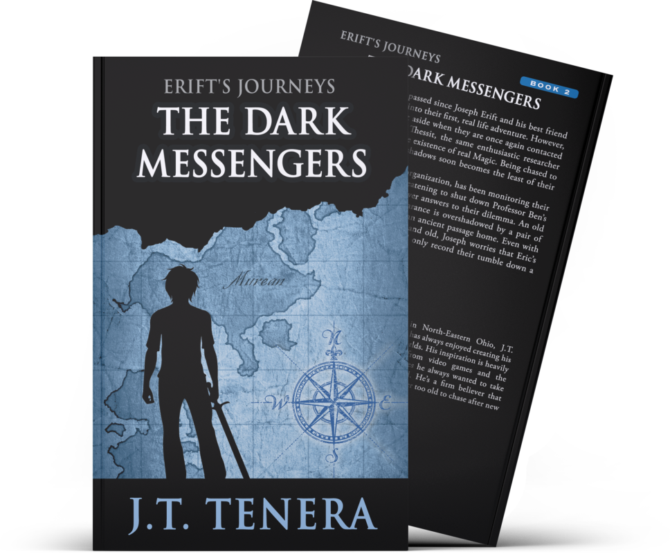 The Dark Messengers by J.T. Tenera